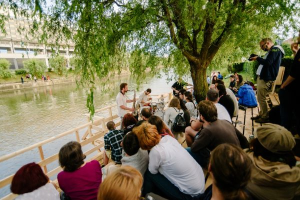Ambiental River: Concert live Cristian Ciceu Trio