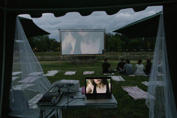 Proiecție Capitol — Grădina Cinema