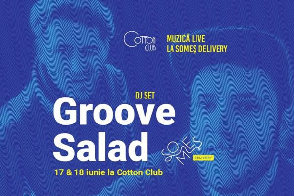 DJ Set: Groove Salad @ Cotton Club
