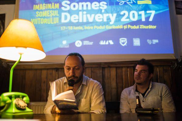 """Lansare de carte: Matei Florian – """"Cexina Catapuxina"""""""