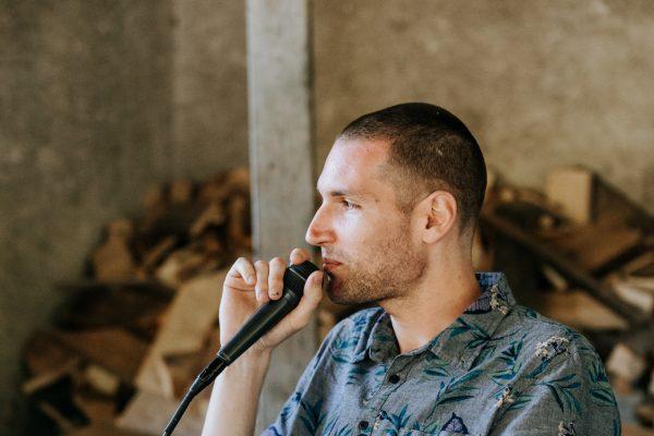 Literatură contemporană la Someș Delivery: Andrei Dósa — lectură publică și un dialog