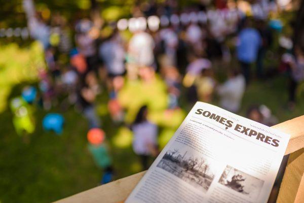 Lansarea gazetei Someș Expres