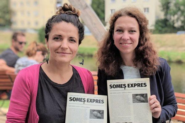 Lansare Someș Expres | articole despre Someșul din Florești și locuitorii Floreștiului