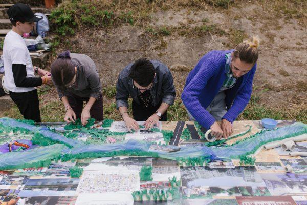 Atelier POP-UP GARDENING PE SOMEȘ : Harta grădinilor posibile din cartierul tău