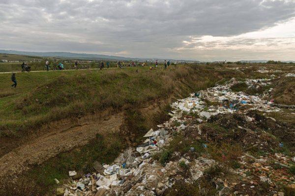 Dezbatere Un Someș mai curat 3 | Deșeurile din zona aeroportului